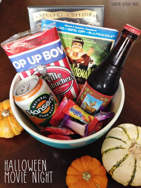 Halloween Movie Night Www Laurentaylormade Com Blog Lauren