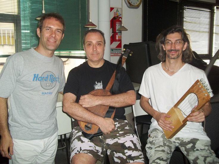 Trobar Clus en Radio 10