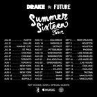 #Ticket  Summer Sixteen Tour Tickets Drake And Future Concert Las Vegas Sep 11th #deals_us