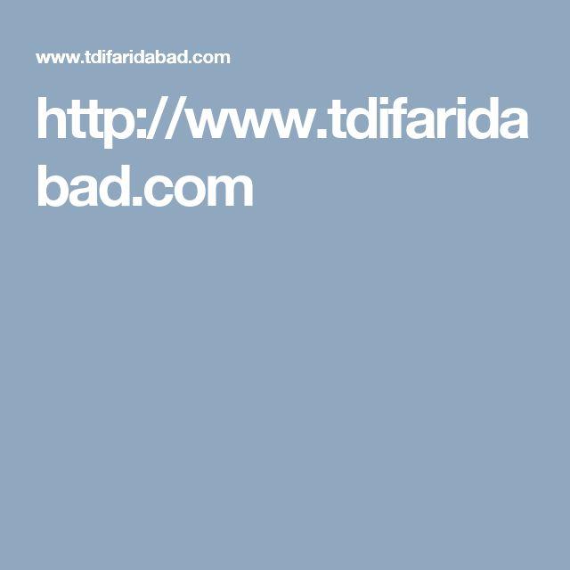 http://www.tdifaridabad.com