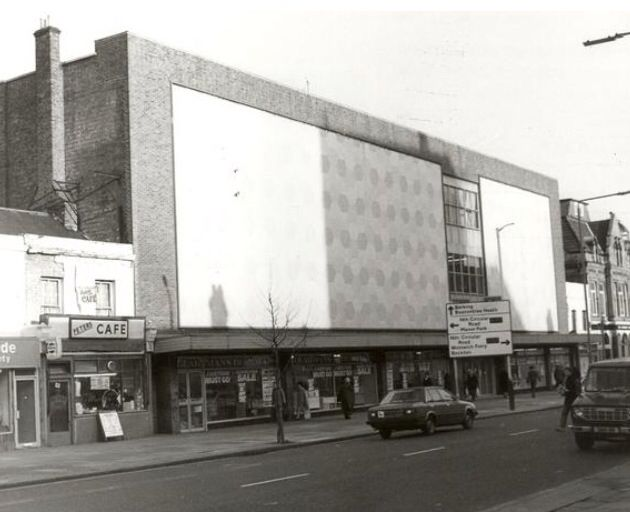 East ham barking road/co op. Lovely place before social engineering destroyed a community.