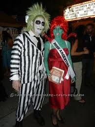Image result for halloween costumes, beetlejuice