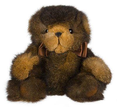 Possum Teddy Bear - Bear Cottage  | Shop New Zealand NZ$ 180