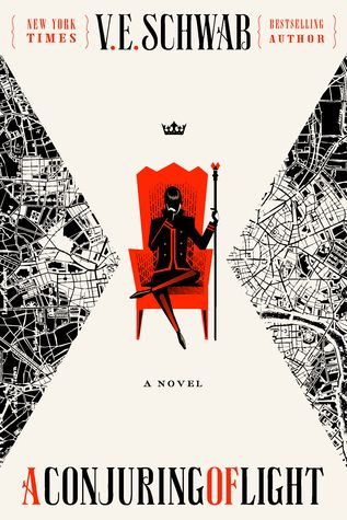 A Conjuring of Light (Shades of Magic #3) by V.E. Schwab | YA Fantasy | My favorite series of the year! Anoshe