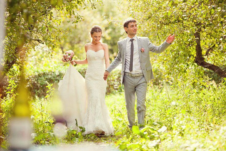 Фотограф Максим Филь - Свадебная прогулка
