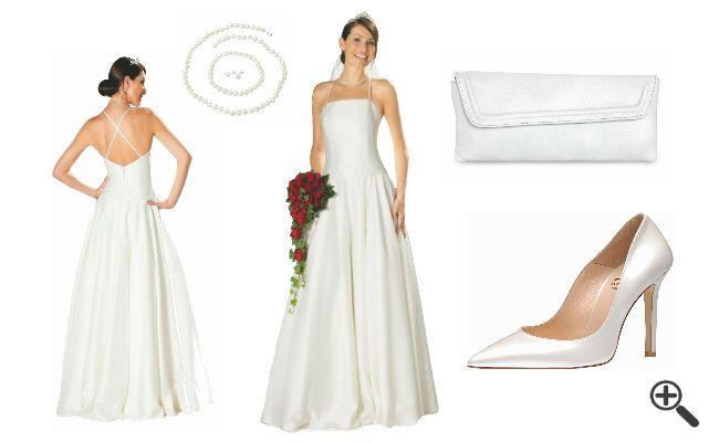 Brautkleider für kleine Frauen... http://www.kleider-deal.de/brautkleider-fuer-kleine-frauen-hochzeitsoutfit/ #Brautkleider #Hochzeitsoutfit #Hochzeit #Outfit #Weiß #Frauen #Dress #Kleider Hochzeitsoutfit Brautkleider für kleine Frauen