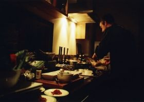 Private chef dinner by www.egocatering.com.au