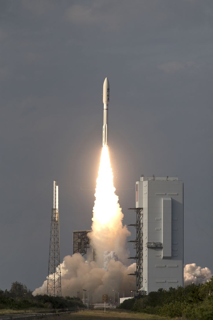 Next-Generation Weather Satellite GOES-S Lifts Off Follow @GalaxyCase if you love Image of the day by NASA #imageoftheday