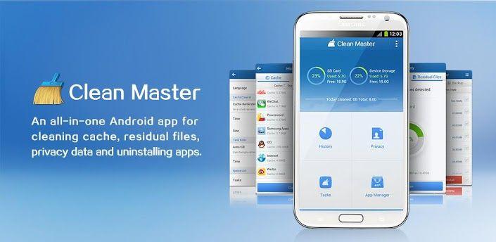 Clean Master (Cleaner) KJEKT: Med Clean Master kan du ta vårrengjøringen på A…