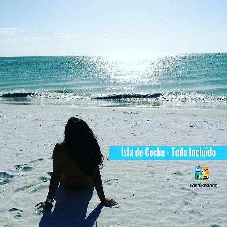 @Regrann from @turistukeando -  Relajate en la ISLA DE COCHE con Servicio Todo Incluido  Traslados en lancha cubierta playa El Yaque  Isla de Coche  playa El Yaque.  Alojamiento.  Desayuno almuerzo snack y cena (Buffet).  Bebidas nacionales (Bar abierto).  Show y espectáculos .  Disco.  FACILIDADES hotel Coche Paradise:  Magníficos jardines Cancha de bolas criollas Piscina de relajación para adultos Piscina Panorámica para la recreación y entretenimiento de adultos y niños Actividades…
