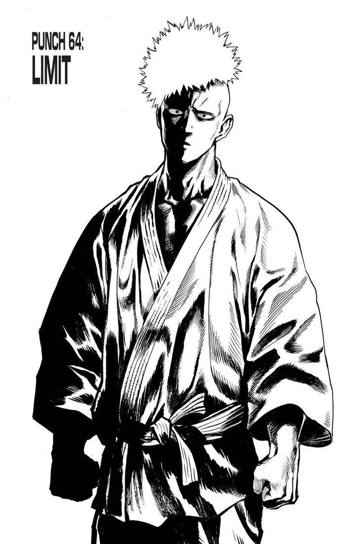 Onepunch-Man Kapitel 64 | Lesen Sie One Punch Man Manga Online