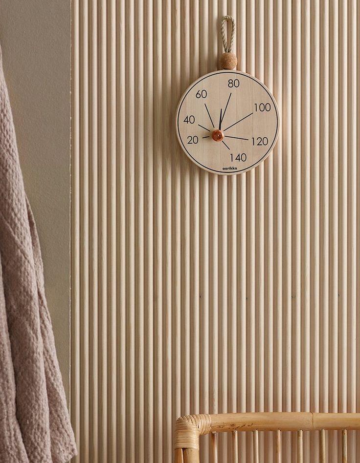 Saimaa sauna thermometer