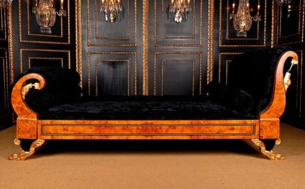 17 best images about empire furniture on pinterest for Empire style bed