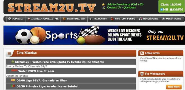 Find out 12 top sports streaming sites to watch live cricket, football, hockey matches online. All websites listed in this post are free to use.