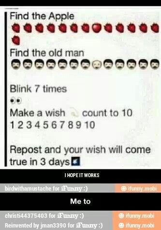 Had To Pin..I Really Want My Wish! (:
