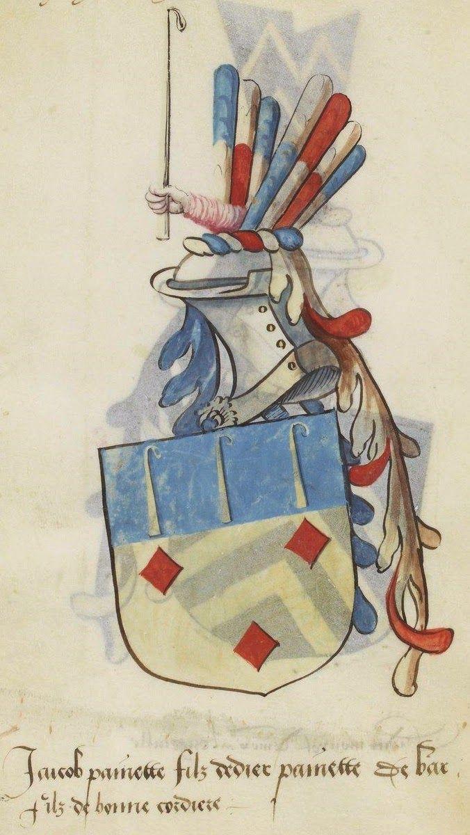 Tout sur l'héraldique : dessin de blasons et d'armoiries: Armorial de Lorraine : Jacques PAVIETTE