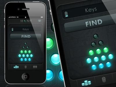 Lighting Control    http://dribbble.com/shots/631172-Hone-app-design?list=tags=app