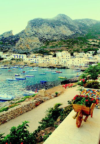 Favignana, Egadi islands, Sicily