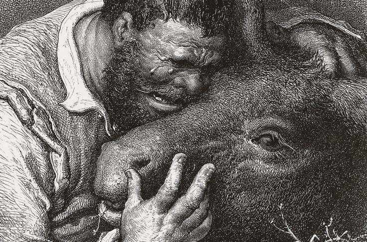 Gustave Doré, Don Quichotte de Cervantès - BNF
