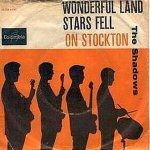April 1962, The Shadows, Wonderful Life.