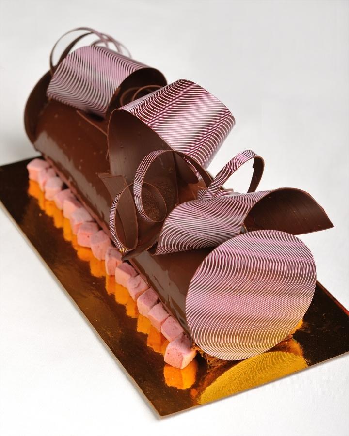 1000 images about buche de noel on pinterest pastries. Black Bedroom Furniture Sets. Home Design Ideas
