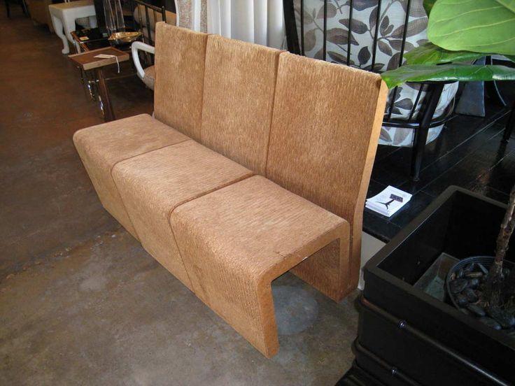 Awesome Furniture Cardboard Design ~ http://www.lookmyhomes.com/wonderful-frank-gehry-furniture-cardboard/
