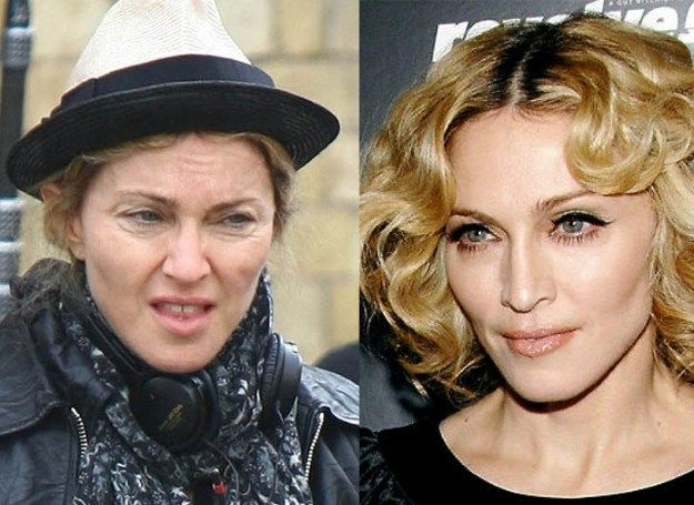 Celebrities Before and After Makeup |Breaks 24