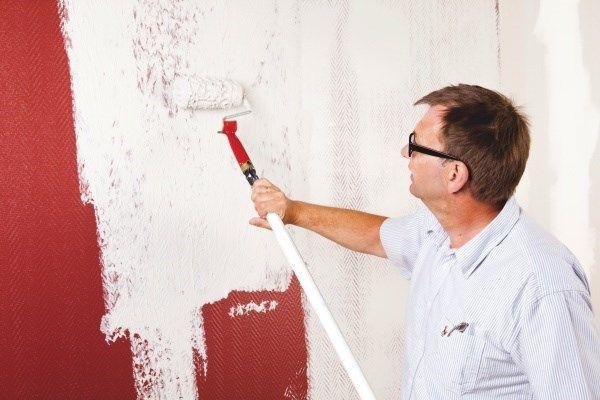 Slik fjerner du strie på veggen - Huseierne