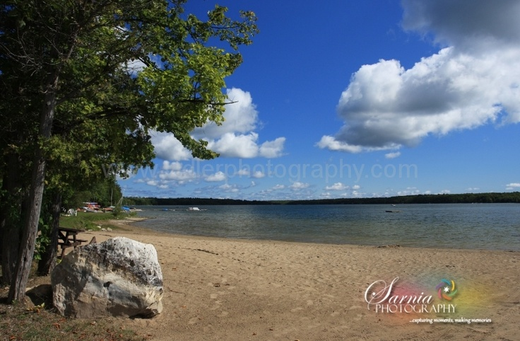 Summerhouse RV Park in Miller Lake, Ontario #summerhouse #millerlake #Ontario #RVpark #camping