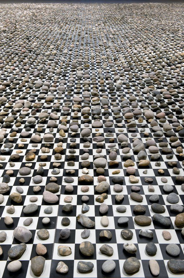Baltic Centre for contemporary art: Contemporary Art, Installation Art, Art Installations, 65 536 Stones, Artist, 10000000000000000 Mark, Rocks, Stone Art