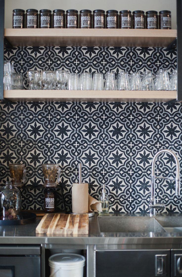 1338 best backsplash ideas images on pinterest dream kitchens portuguese style tiles make for the perfect uplifting kitchen backsplash these patterned ones have a modern twist