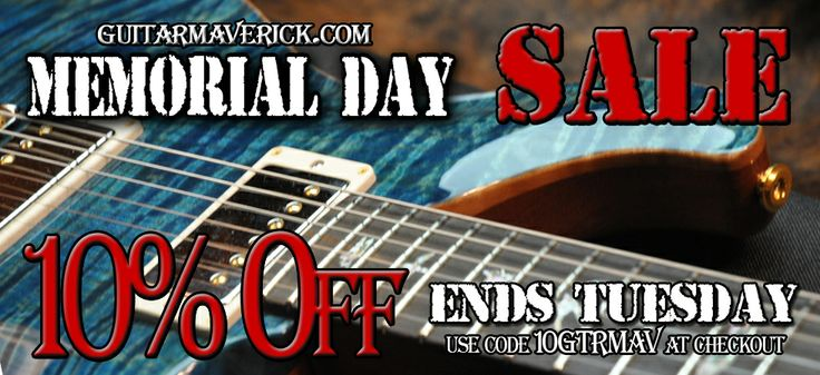 memorial day sale 2014 zzounds