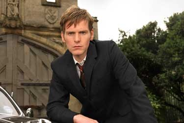 Shaun Evans in new PBS mystery series, Endeavor. 2012.