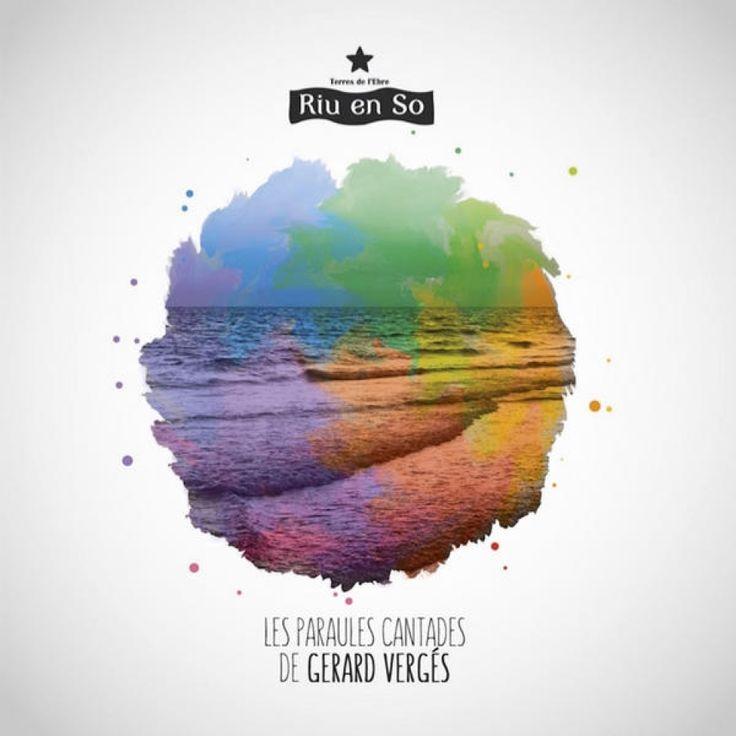 Riu en So (Grup musical). Les Paraules cantades de Gerard Vergés [Enregistrament sonor] [Barcelona] : Temps Record, DL 2015