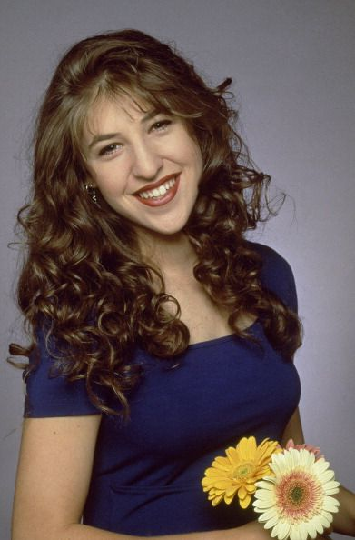 Mayim Bialik as Blossom Russo Photo by Mario Casilli/NBCU Photo Bank