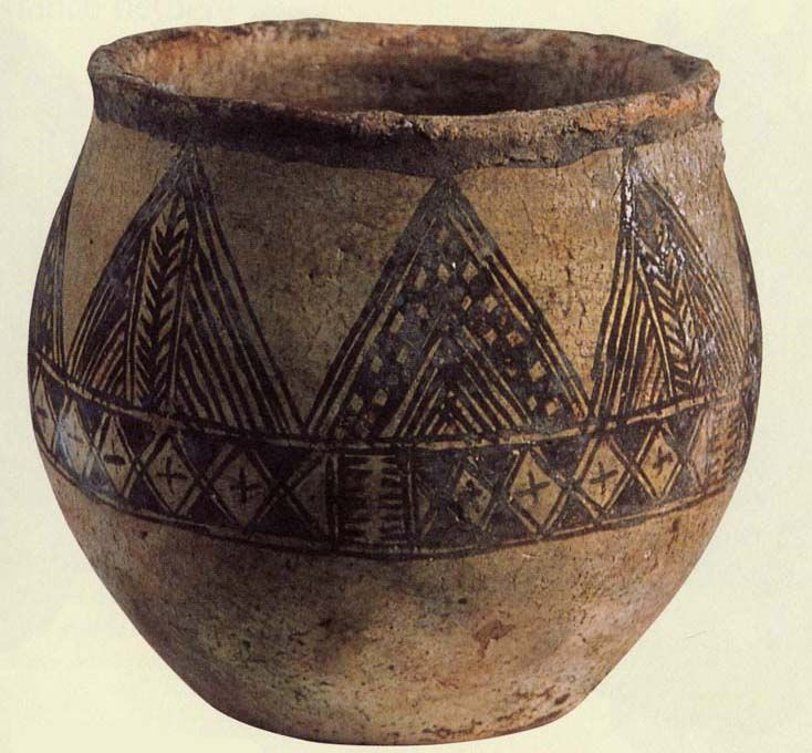 Kabylia antic vase
