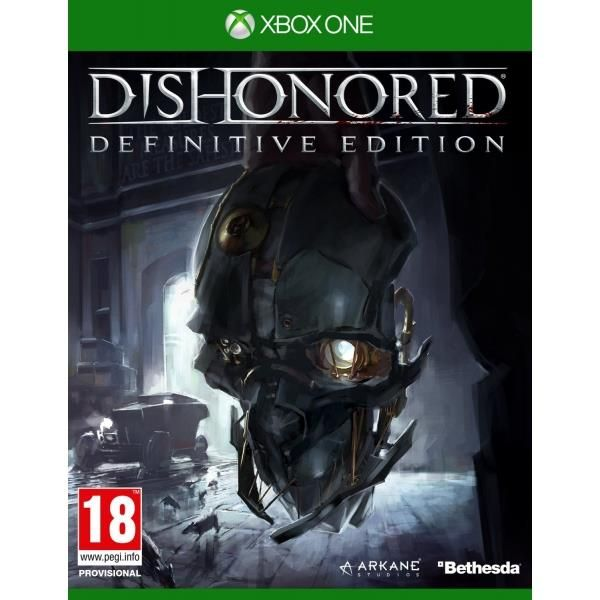 Dishonored The Definitive Edition Xbox One Game | http://gamesactions.com shares #new #latest #videogames #games for #pc #psp #ps3 #wii #xbox #nintendo #3ds