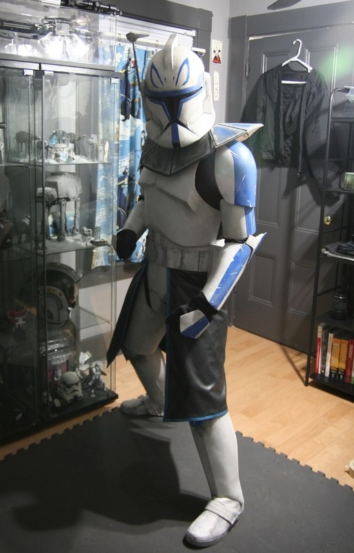 why does my boy want the most complicated costumes - Clone Wars Halloween Costumes