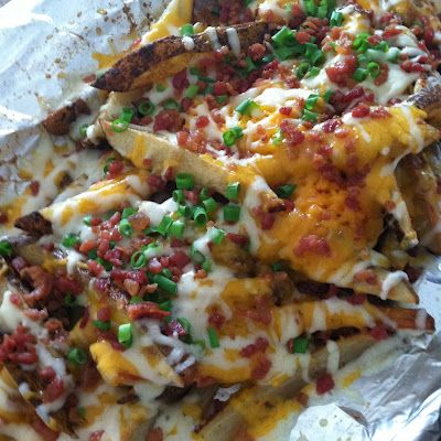 Little Bit Funky: easy cheese fries. and AMAZING ranch dip!