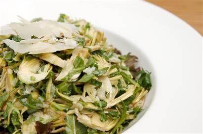Салат с земляной груши