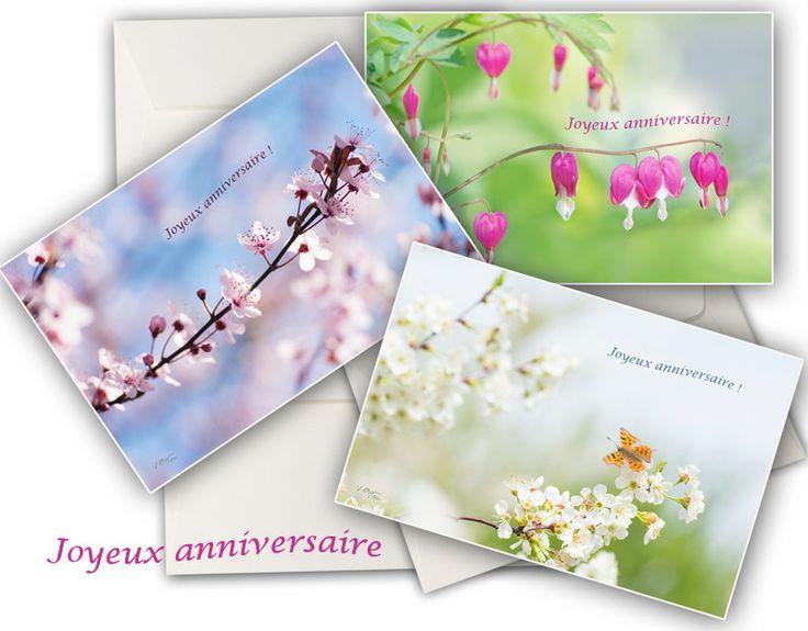 Les 25 meilleures id es de la cat gorie joyeux anniversaire fleurs sur pinterest images joyeux - Initiatives fleurs et nature ...