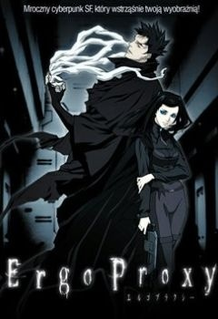 Ergo Proxy - Has some language, but overall I enjoyed this one very much and *spoiler* was very sad to see one of the characters go in the end
