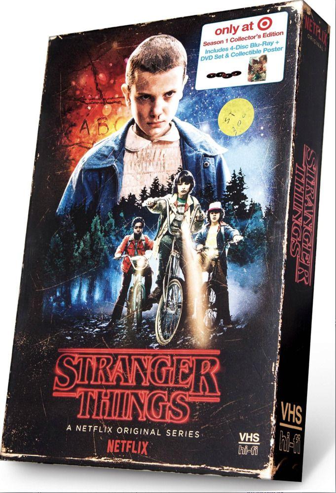 Stranger Things Dvd Staffel 1