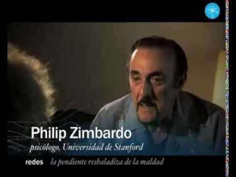 Entrevista Zimbardo. Redes. Experimento de cárcel de Standford.
