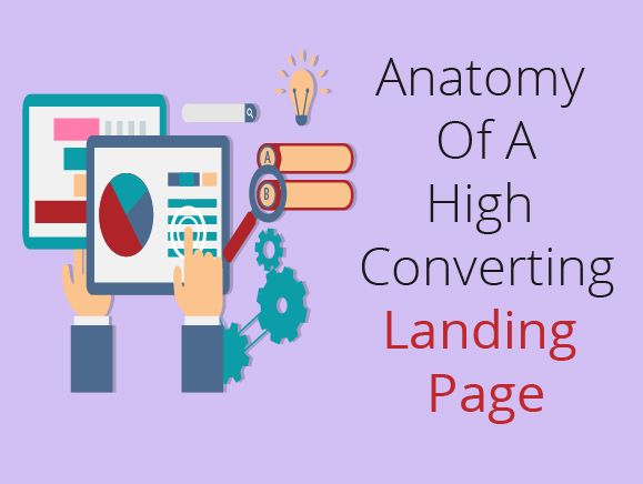 Anatomy of a High Converting Landing Page