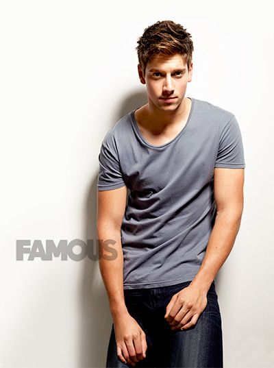 Home and Away Hunks In FAMOUS - Lincoln Younes (Casey Braxton / Barrett)