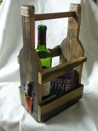 Wine Caddy April 2014