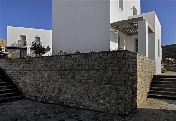 modern architectural stone walls - Google Search