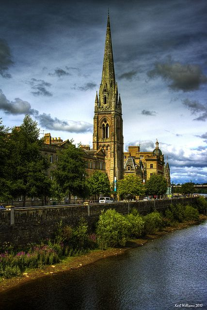 Perth,Scotland. I want to go see this place one day. Please check out my website thanks. www.photopix.co.nz
