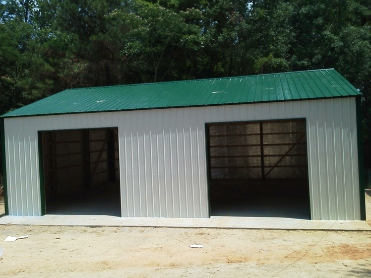 Best 25 30x40 pole barn ideas that you will like on for 30x40 garage kit